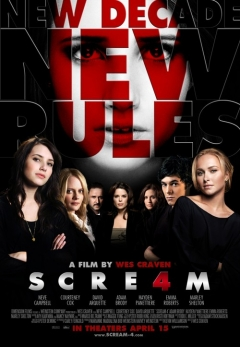 Scream 4 movoe photo