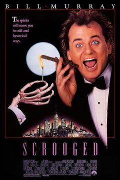 Scrooged movoe photo