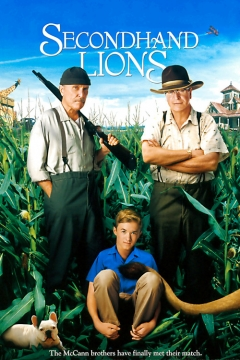 Secondhand Lions movoe photo