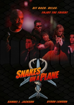 Snakes on a Plane movoe photo