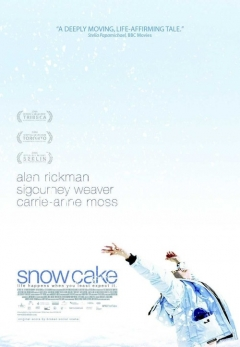 Snow Cake movoe photo