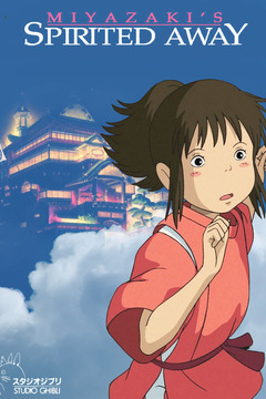 Spirited Away movoe photo