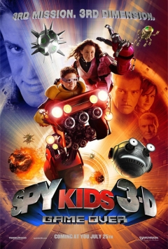 Spy Kids 3-D: Game Over tv show photo