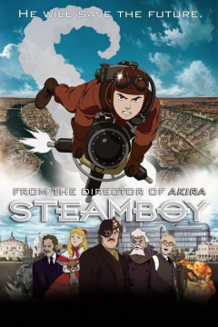 Steamboy movoe photo