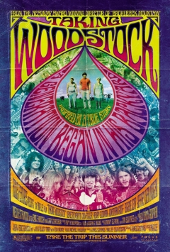 Taking Woodstock movoe photo