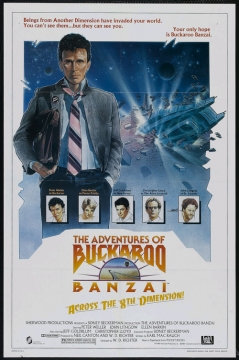 The Adventures of Buckaroo Banzai Across the 8th Dimension tv show photo