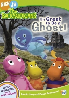 The Backyardigans - It's Great To Be A Ghost movoe photo