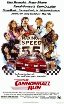 The Cannonball Run movoe photo