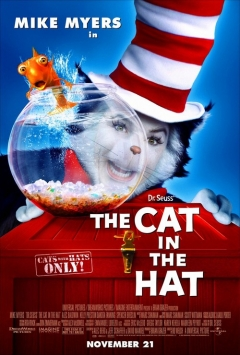 The Cat in the Hat movoe photo
