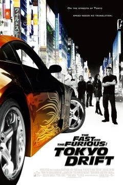 The Fast and the Furious: Tokyo Drift movoe photo