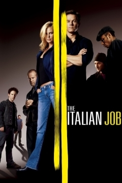 The Italian Job movoe photo