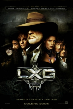 The League of Extraordinary Gentlemen movoe photo