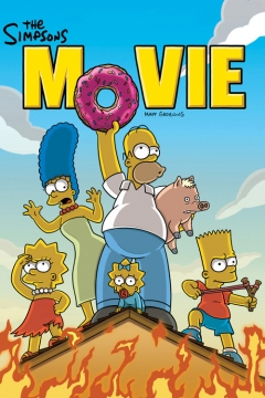 The Simpsons Movie movoe photo