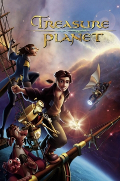 Treasure Planet movoe photo