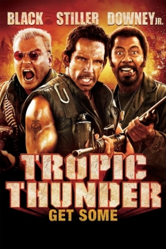 Tropic Thunder movoe photo