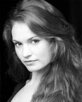 Lily James person