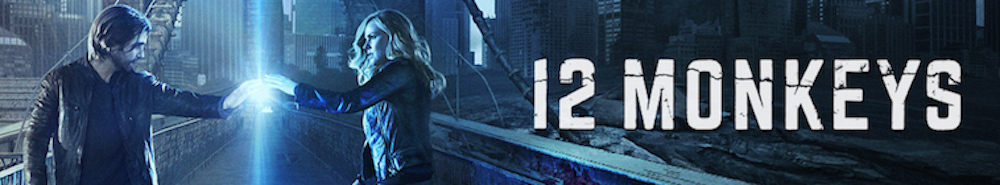 12 Monkeys Movie Banner