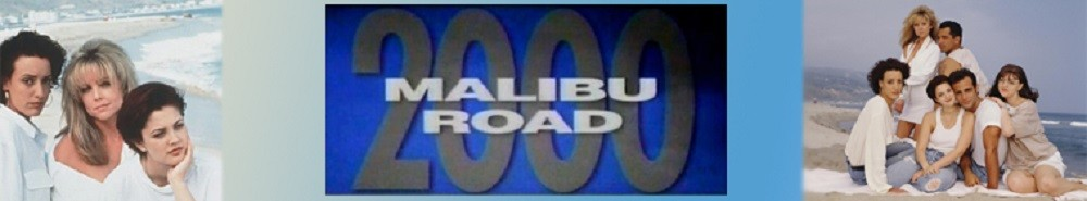 2000 Malibu Road Movie Banner