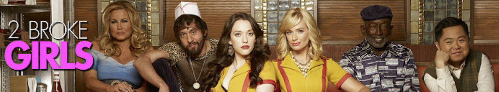2 Broke Girls Movie Banner