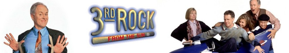 3rd Rock from the Sun Movie Banner