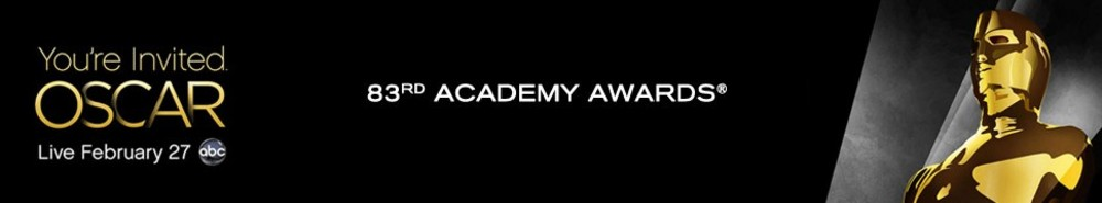 83rd Academy Awards Movie Banner