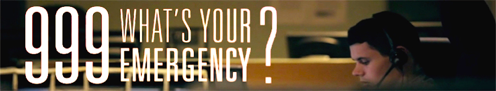 999: What's Your Emergency? (UK) Movie Banner