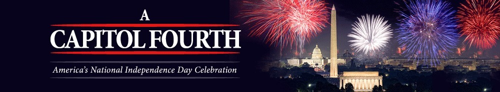 A Capitol Fourth Movie Banner