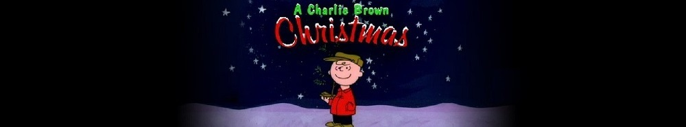 A Charlie Brown Christmas Movie Banner