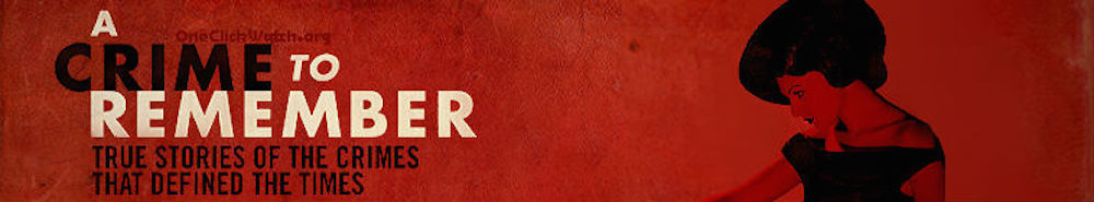 A Crime to Remember Movie Banner