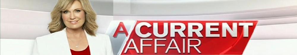 A Current Affair (AU) Movie Banner