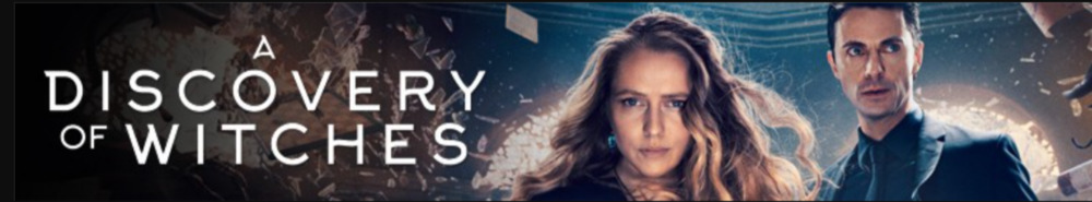 A Discovery of Witches (UK) Movie Banner