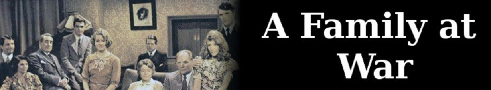 A Family at War (UK) Movie Banner