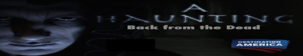 A Haunting: Back from the Dead Movie Banner