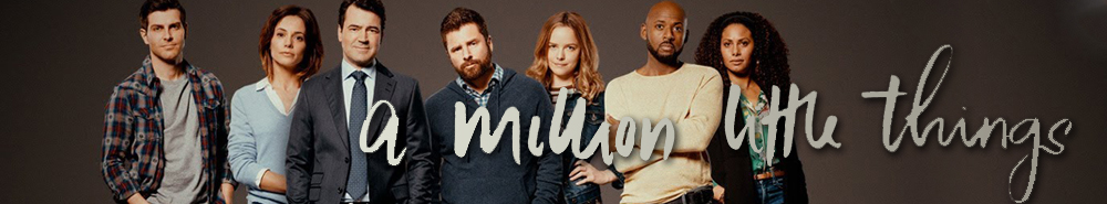 A Million Little Things Movie Banner
