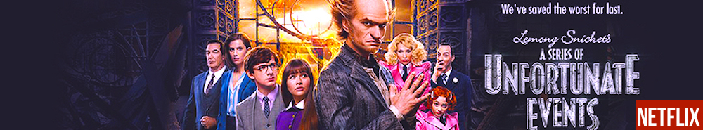 A Series of Unfortunate Events Movie Banner
