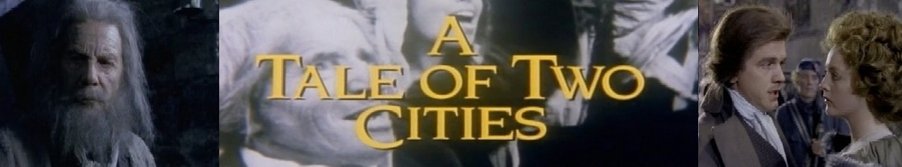 A Tale of Two Cities (UK) (1989) Movie Banner