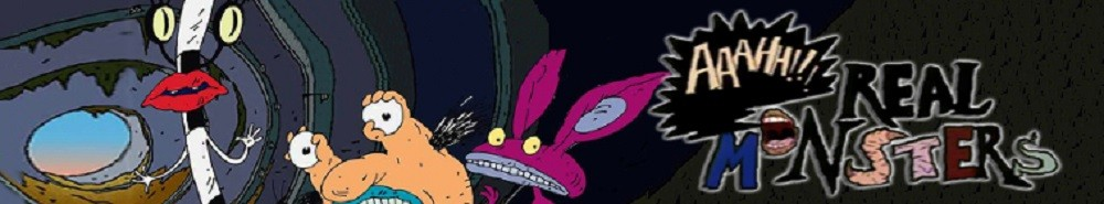 Aaahh!!! Real Monsters Movie Banner