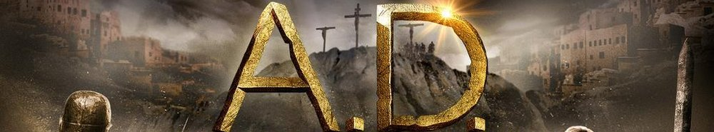 A.D. The Bible Continues Movie Banner