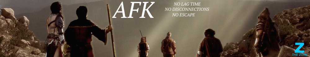 AFK Movie Banner