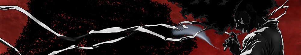 Afro Samurai Movie Banner