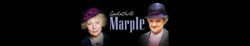 Agatha Christie's Marple (UK) Movie Banner
