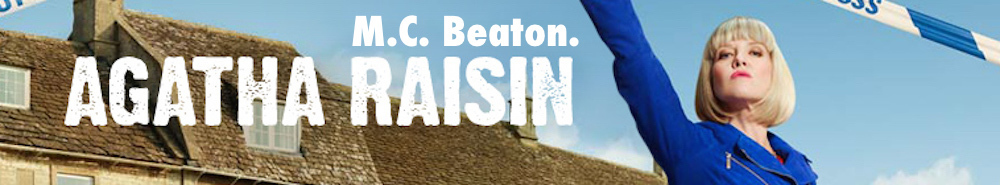 Agatha Raisin (UK) Movie Banner