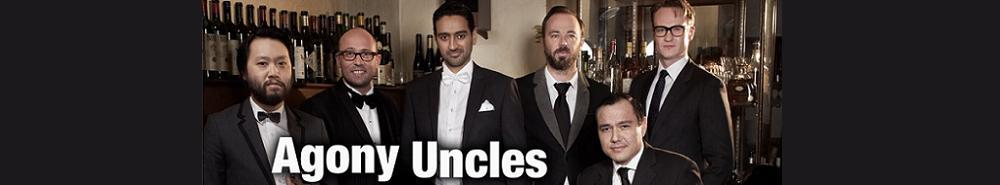 Agony Uncles (AU) Movie Banner