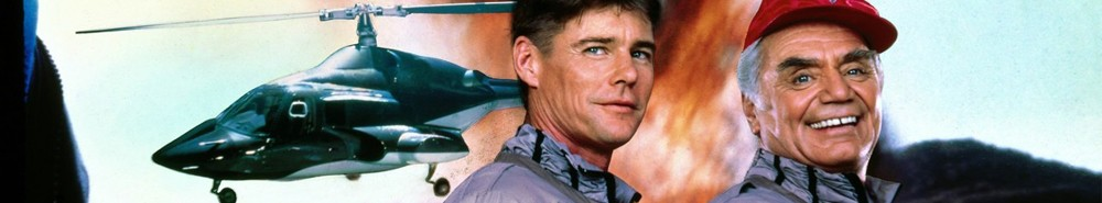Airwolf Movie Banner