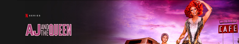 AJ and the Queen Movie Banner