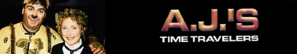 A.J.'s Time Travelers Movie Banner