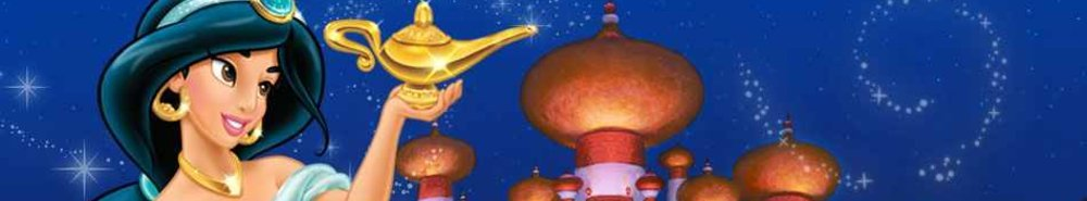 Aladdin Movie Banner