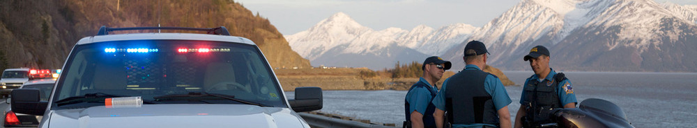 Alaska State Troopers Movie Banner
