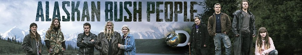 Alaskan Bush People Movie Banner