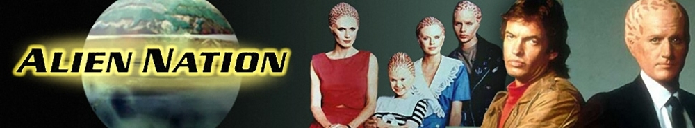Alien Nation (1989) Movie Banner